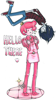 +Hello There+ by DaijinMinister