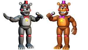 Lefty and freddy by Bantranic