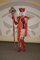High Inquisitor Whitemane by Sekhmet-the-eye