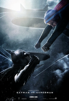 Batman V Superman (2016) Theatrical Poster by CAMW1N