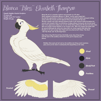 .: RIO - Blanca sheet reference :. by PirateHearts