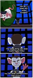 The Same as Every Night by PinkyPills