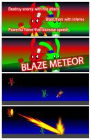 Blaze Meteor by BioProject04