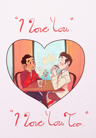 I love you by jaysica