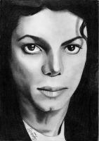 Michael Jackson by fading-flower