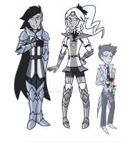 The Moonstone Generals by DB898
