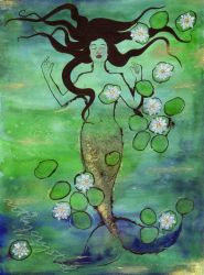 Water Lily by cldart