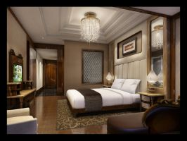 guestroom by Lionshima