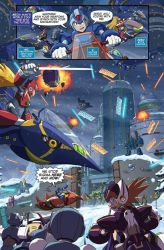 World's Unite Preview Page 1 by DanSchoening