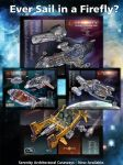 Firefly Ship cutaways by Casperium