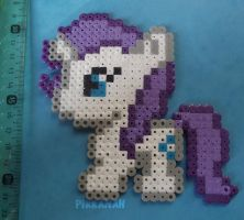 My Little Pony Perler bead by Pirranah-HyddenSky