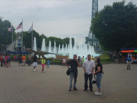 Kings Island by Dragonfox00