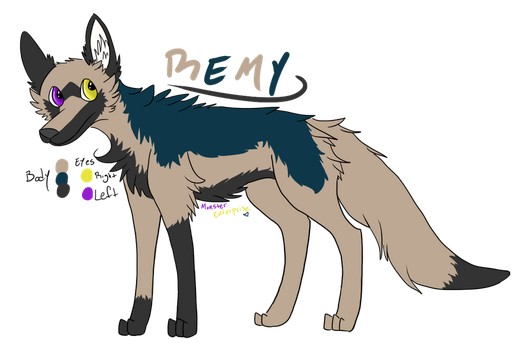 Remy by MonsterMeds