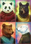 Bears by Kampfkewob