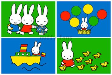 Miffy fans ID 01 by Miffy-fans
