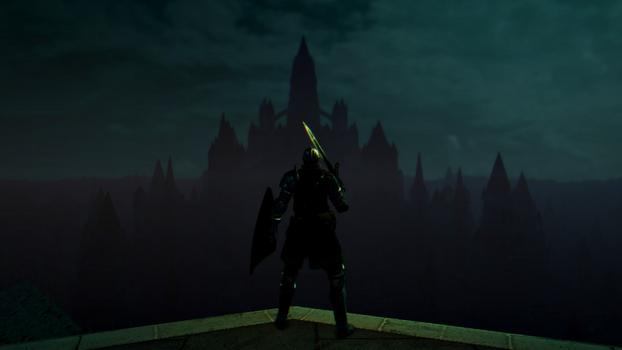 Screenshot - Dark Anor Londo, Dark Souls 1 by Jacks-Gaming-Room