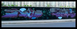 Shanghai Graffiti 139 by sylences
