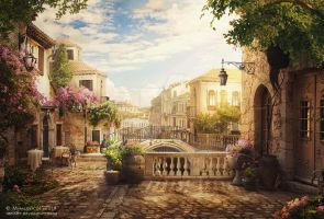 Venetian motives by NM-art