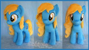 IE Pony Custom Plush by Chibi-pets