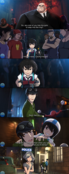 Big Hero 6 Starring the Spider-Verse Cast by Mgx0