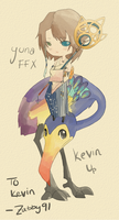 Yuna and Kevin by zabby91