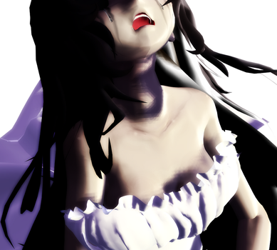 ::The Weeping Woman:: by PrettySkitty16