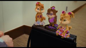 Chipettes custom flower outfits by ubidragon