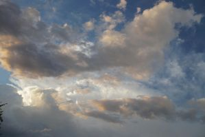 ocean in the sky by nicolapin