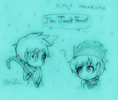 But, I'm Jack Frost by Loessa