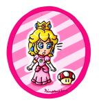 Small Peach by ninpeachlover