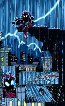 spider-man by astrogus