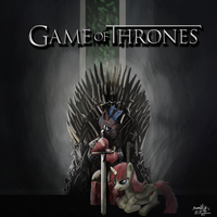 [MLP] Game of Thrones by turbopower1000