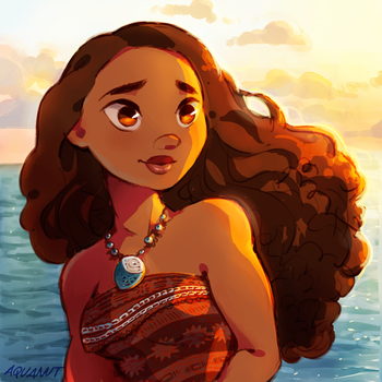 Moana by aquanut