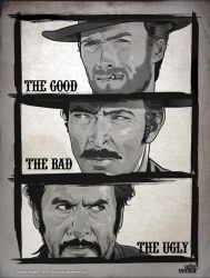 The good, the bad and the ugly by AtixVector