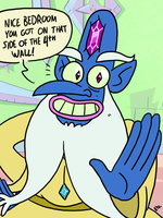 Star vs. the Forces of Evil - Glossaryck by theEyZmaster