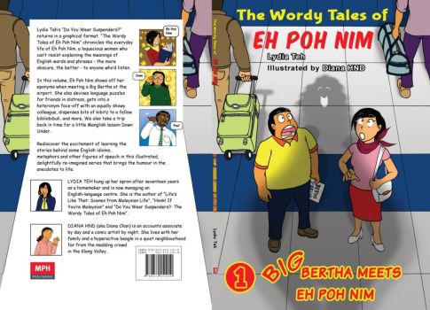 The Wordy Tales of Eh Poh Nim 1: Big Bertha by diana-hnd