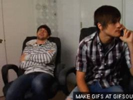 Smosh-WHY DID YOU CLOSE THE FRIGGIN' DOOR?! -GIF- by BrookeCPhotography