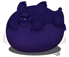Chocolate Blueberry by TheGuyNoOneRemembers