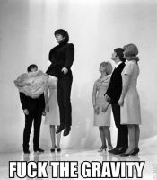 F*ck the gravity by whisper1236
