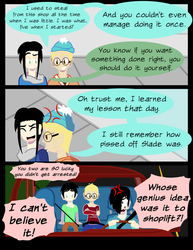 Chapter Eight 05 by CrossXComix