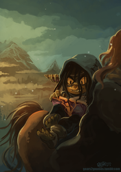 Critical Role - A nice Read by knight-mj