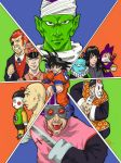 Dragonball - Early Villains by Llewxam888