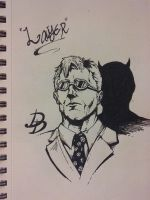 DAY 07 - Lawyer by Art-by-Evan