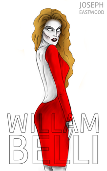 Willam Belli by josepheastwood