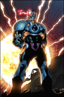 Darkseid by Furlani