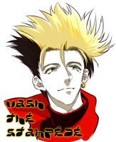 fancy vash by indoha