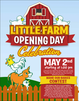 Little Farm Grand Opening 2015 Edition by WhidinaArt