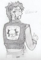 Little Monsters: Maurice by IzzeShakez