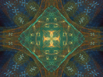 action time fractal by TanithLipsky