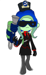 Sanitized Agent 8 by toamac